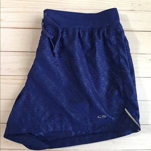 Columbia Running shorts Blue Large